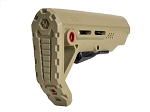 Strike Viper Mod 1 Stock - FDE / Red