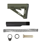 Magpul MOE Mag-400 Stock Comm Spec with Complete Buffer Tube Kit - Color Options