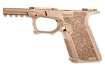 Polymer80 Compact Glock 80% Frame - Flat Dark Earth - Textured Frame