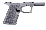 Polymer80 Compact Glock 80% Frame - Tactical Gray - Textured Frame