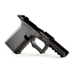 Polymer80 Compact Glock 80% Frame - Black - Smooth Ready Mod