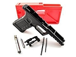 Polymer80 Spectre Glock 80% Pistol Frame with Jig and Bits - Black