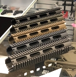 Enhanced Quad Rail System w/ QD Sling Mount - 12