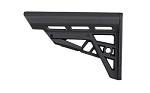 ATI TactLite AR-15 Mil-Spec Stock, Black Finish