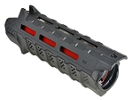 Strike Viper Handguard Black / Red