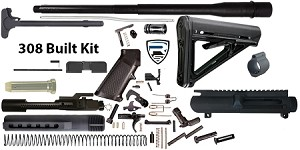 308 Complete Rifle Build Kit - 7.62 x 51 Nato - DPMS Pattern