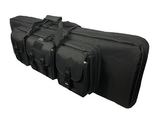 "DDT Inc. 42"" Double Rifle Case - Death Dealer Tactical"