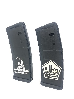 PMAG M2 5.56  - Never Forget / Dont Tread On Me