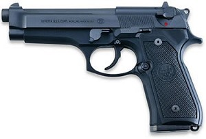 Beretta 92FS - 9mm CA Compliant