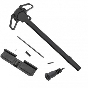 AR15 Dual Ambidextrous Charging Handle With Forward Assist and Ejection Port Cover