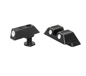 Glock OEM Night Sights 19,17,23,22,34,17L - All Small Frame Glocks - Not large frame or single stack