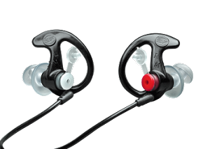 Surefire EP4 Sonic Defender Plus Flanged Earplugs