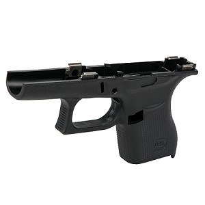 Glock 43 Stripped Frame - Color Options