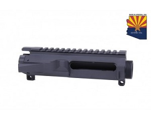 Guntec AR15 Stripped Billet Upper