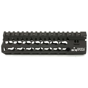 BCM Alpha Keymod Rail 7' Black
