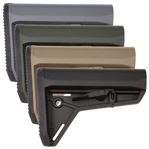 Magpul Mag347 MOE SL Mil Spec Stock - Color Options