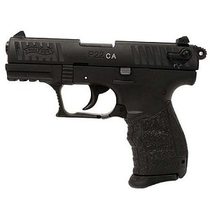 "Walther P22 3.4"" - .22LR"