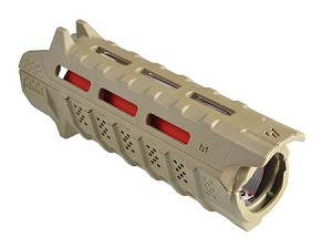 Strike Viper Handguard FDE / Red